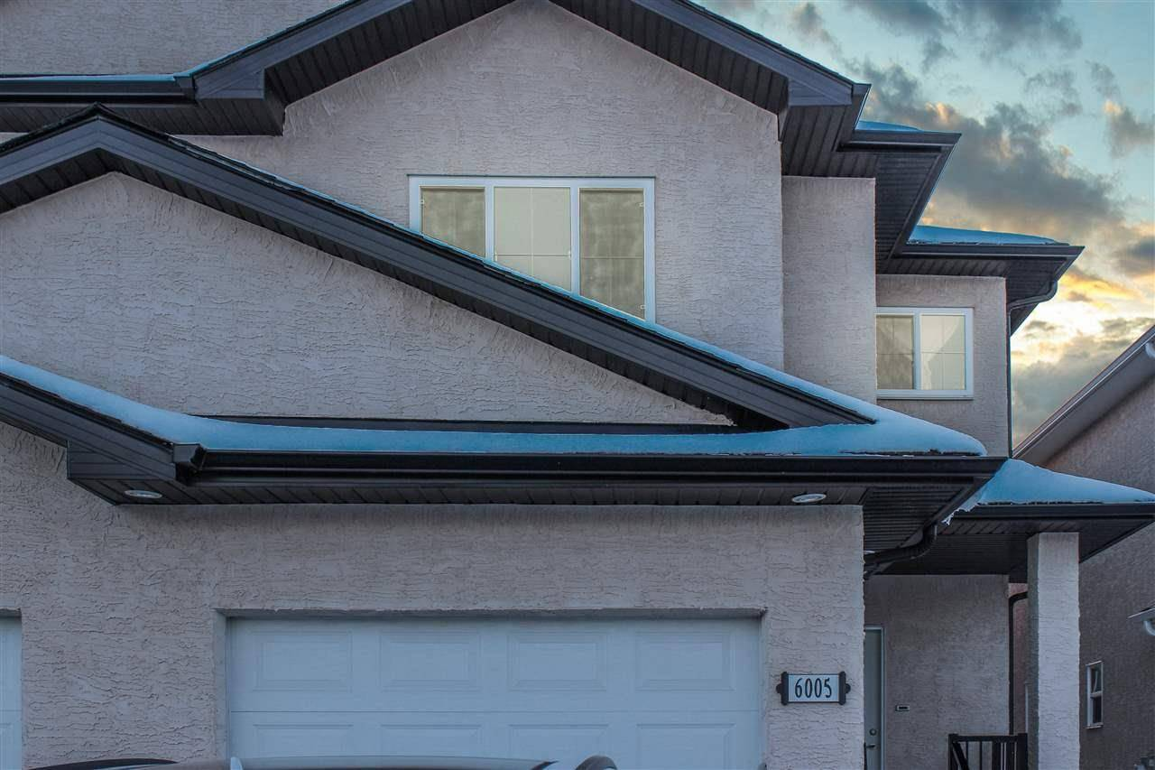 Townhouse for sale at 6005 168 Ave Nw Edmonton Alberta - MLS: E4186531