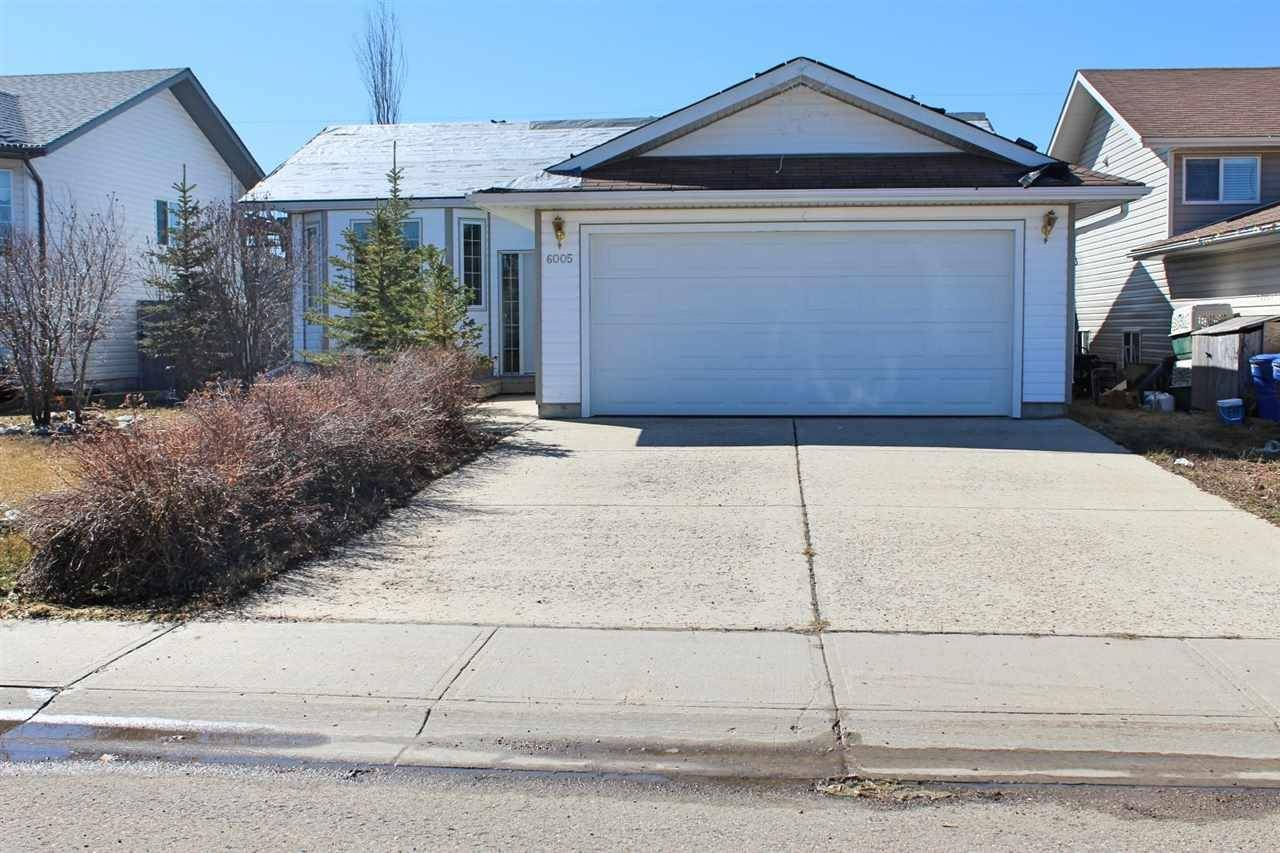 House for sale at 6005 54 Ave Cold Lake Alberta - MLS: E4179285