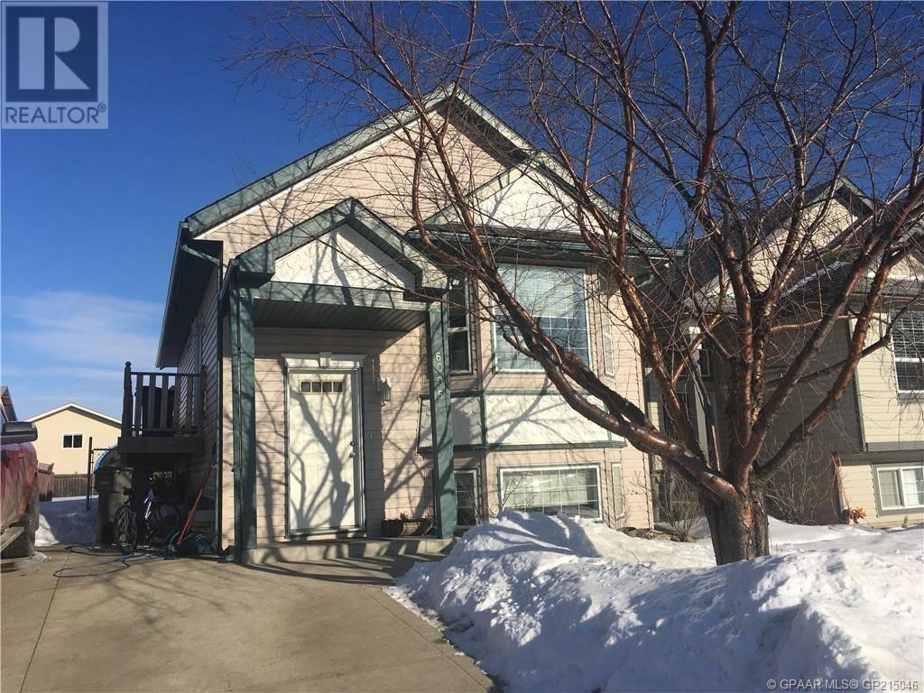 House for sale at 6005 90a St Grande Prairie Alberta - MLS: GP215046