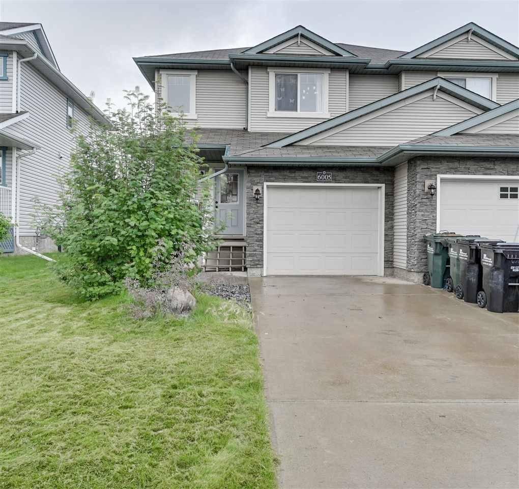 Townhouse for sale at 6005 Sunbrook Landng Sherwood Park Alberta - MLS: E4173493