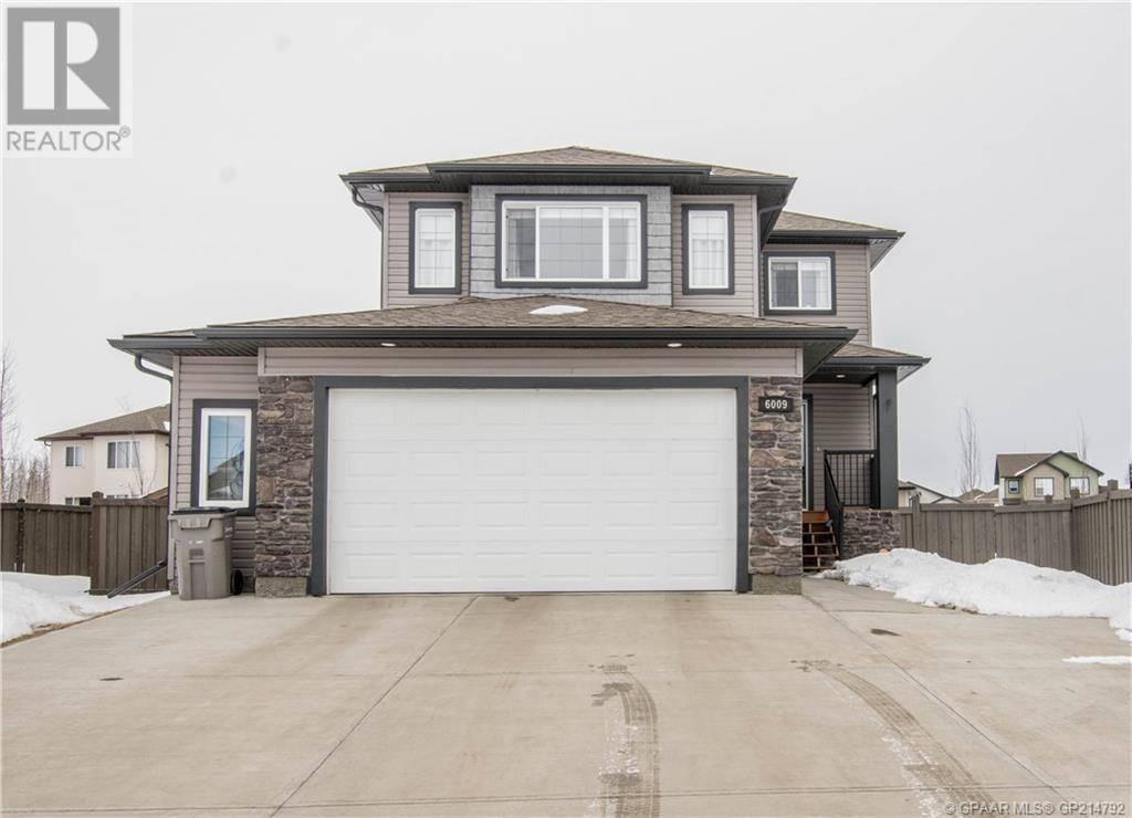 House for sale at 6009 112a Street Crescent Grande Prairie Alberta - MLS: GP214792