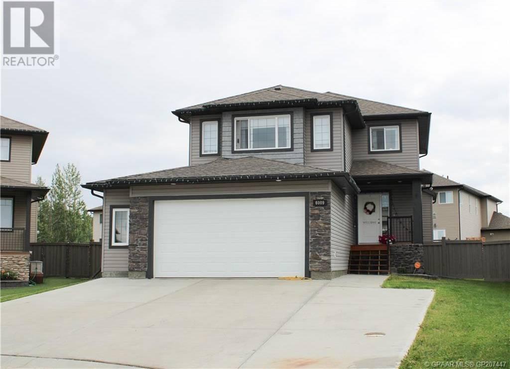 House for sale at 6009 112a St Grande Prairie Alberta - MLS: GP207447