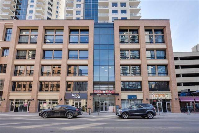Condo for sale at 10226 104 St Nw Unit 601 Edmonton Alberta - MLS: E4175676