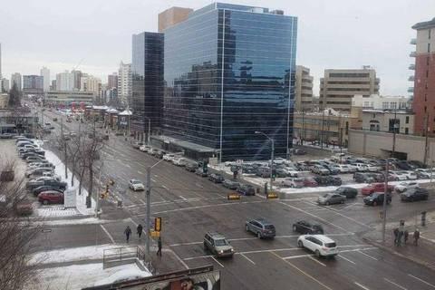 Condo for sale at 11025 Jasper Ave Nw Unit 601 Edmonton Alberta - MLS: E4138280