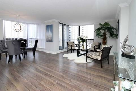 Condo for sale at 1155 Bough Beeches Blvd Unit 601 Mississauga Ontario - MLS: W4665779