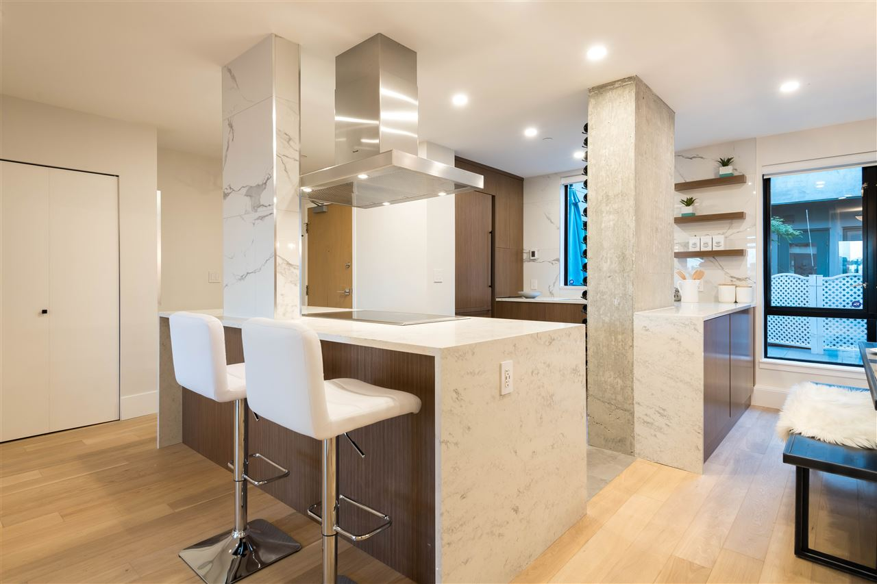 For Sale: 601 - 1226 Hamilton Street, Vancouver, BC | 3 Bed, 3 Bath Condo for $1,788,000. See 19 photos!
