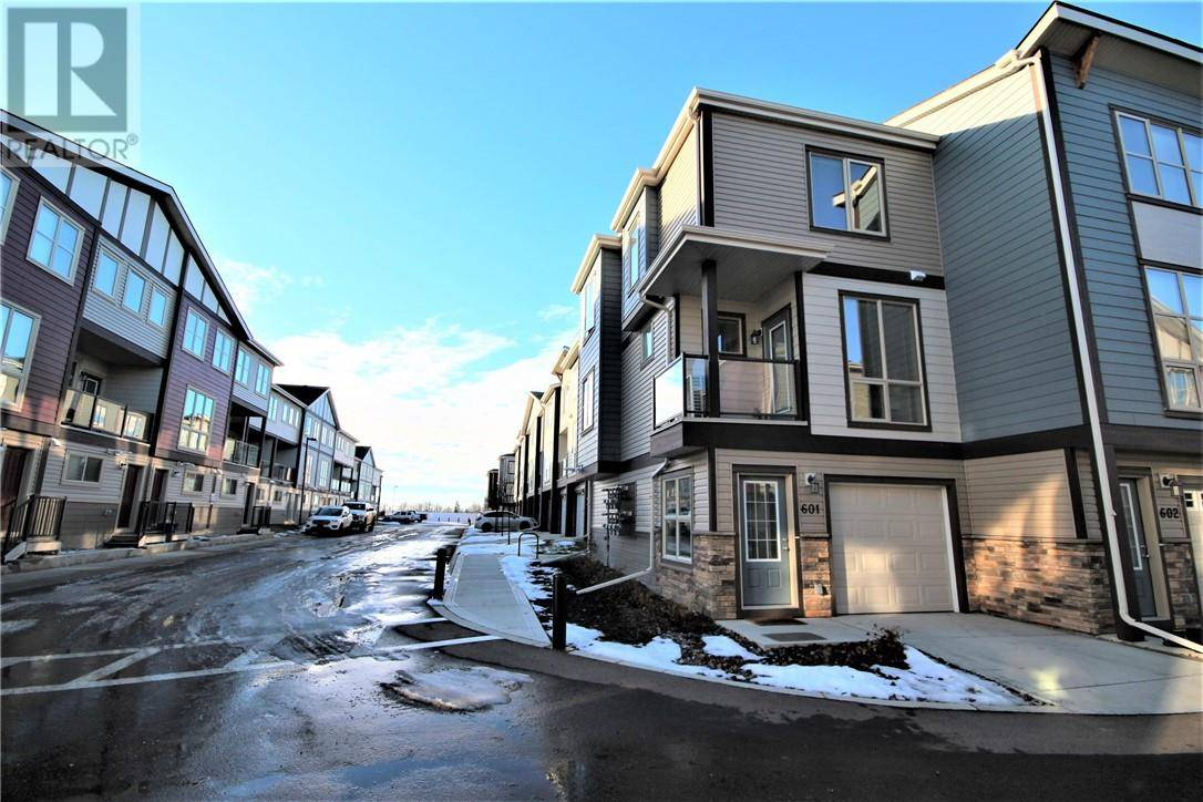 Townhouse for sale at 125 Caribou Cres Unit 601 Red Deer Alberta - MLS: ca0183814