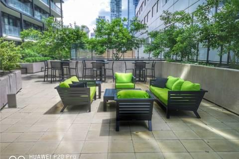 Apartment for rent at 125 Peter St Unit 601 Toronto Ontario - MLS: C4498219