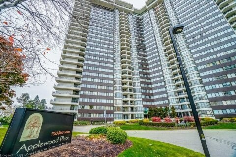 Home for sale at 1333 Bloor St Unit 601 Mississauga Ontario - MLS: 40038466