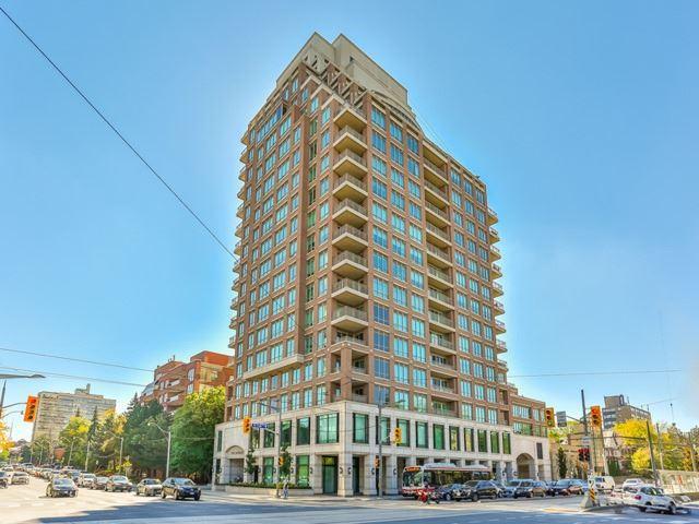 The Avenue Condos: 155 St Clair Avenue West, Toronto, ON