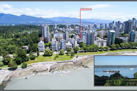 Condo for sale at 1975 Pendrell St Unit 601 Vancouver British Columbia - MLS: R2453098