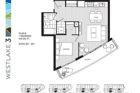 Apartment for rent at 2212 Lake Shore Blvd Unit 601 Toronto Ontario - MLS: W4636898