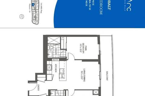 Apartment for rent at 2520 Eglinton Ave Unit 601 Mississauga Ontario - MLS: W4522597