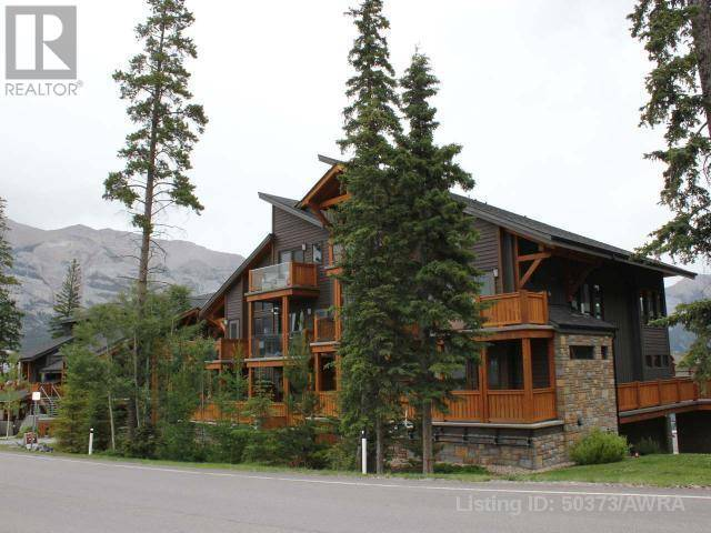 Townhouse for sale at 3000 Stewart Creek Dr Unit 601 Canmore Alberta - MLS: 50373