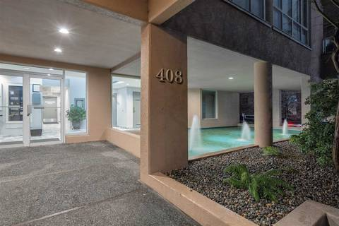 Condo for sale at 408 Lonsdale Ave Unit 601 North Vancouver British Columbia - MLS: R2423450