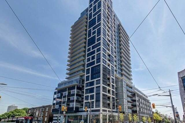 Buliding: 501 St Clair Avenue West, Toronto, ON