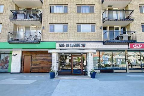 Condo for sale at 505 19 Ave Southwest Unit 601 Calgary Alberta - MLS: C4253217