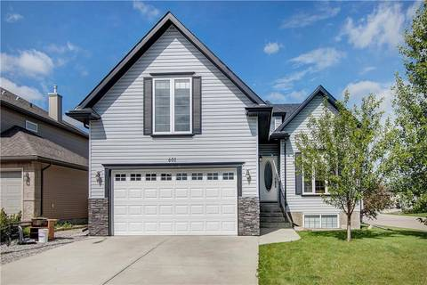 House for sale at 601 600 Carriage Lane Pl Carstairs Alberta - MLS: C4271060
