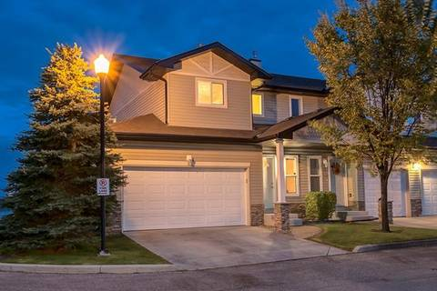 Townhouse for sale at 760 Railway Gt Southwest Unit 601 Airdrie Alberta - MLS: C4270069