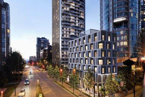 Condo for sale at 889 Pacific St Unit 601 Vancouver British Columbia - MLS: R2511778
