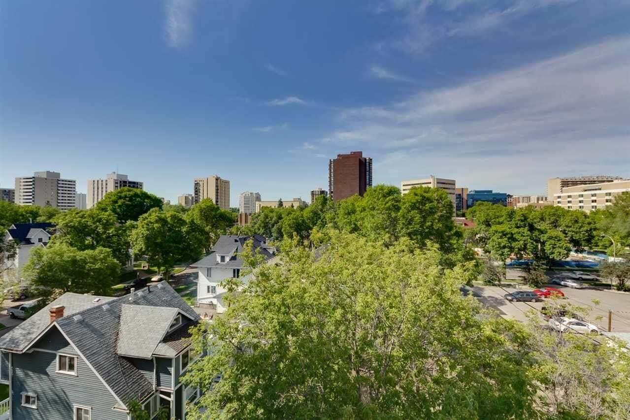 Condo for sale at 9929 113 St NW Unit 601 Edmonton Alberta - MLS: E4204420