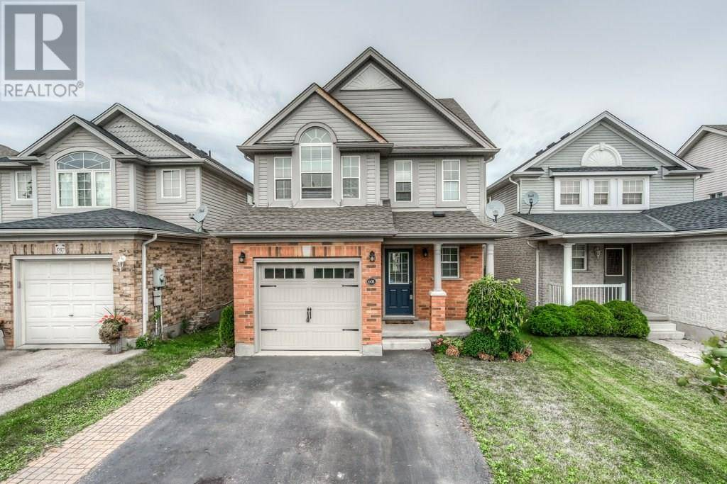 House for sale at 601 Mortimer Dr Cambridge Ontario - MLS: 30764741
