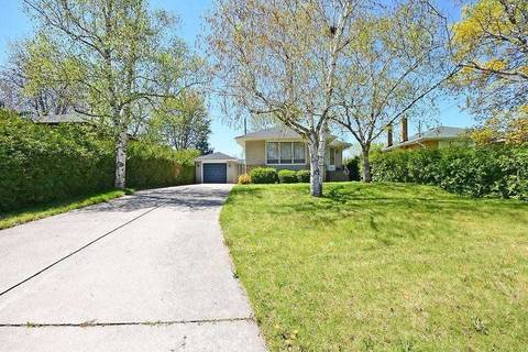 House for sale at 601 Parkside Dr Oakville Ontario - MLS: W4457963