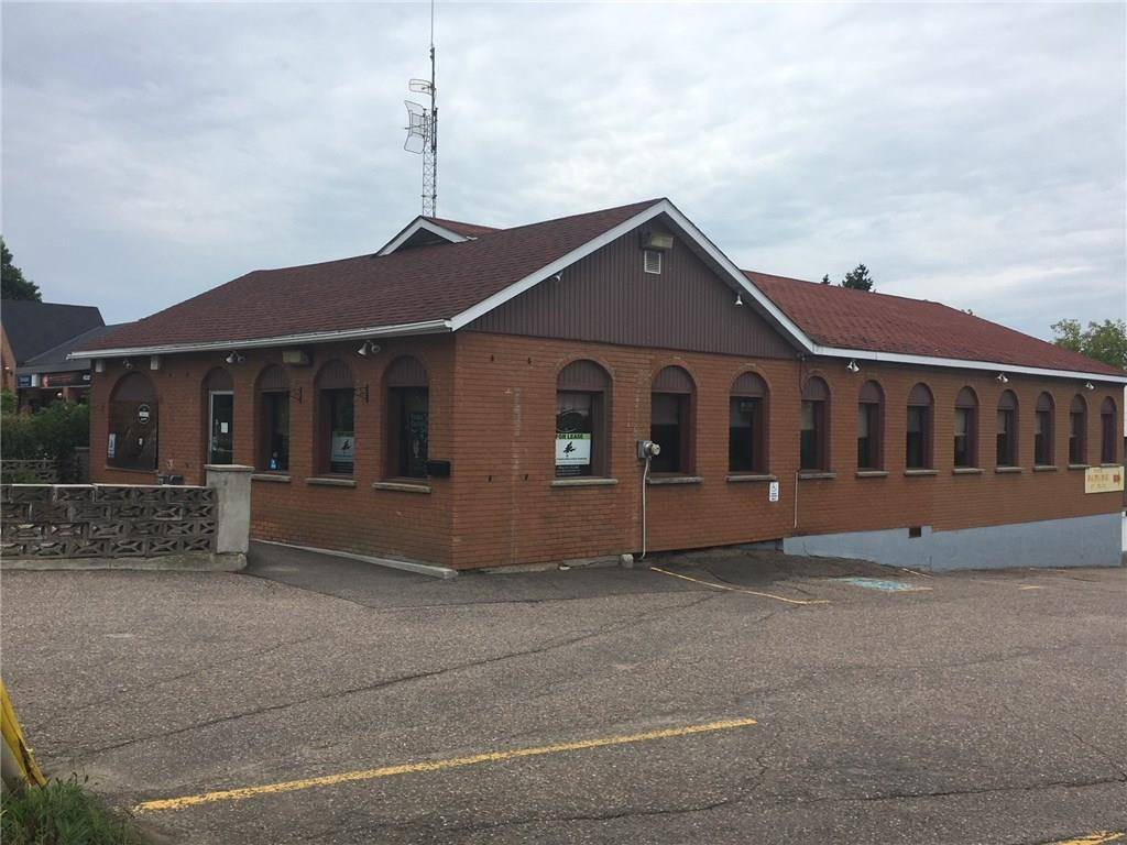 Commercial property for lease at 601 Pembroke St E Pembroke Ontario - MLS: 1123763