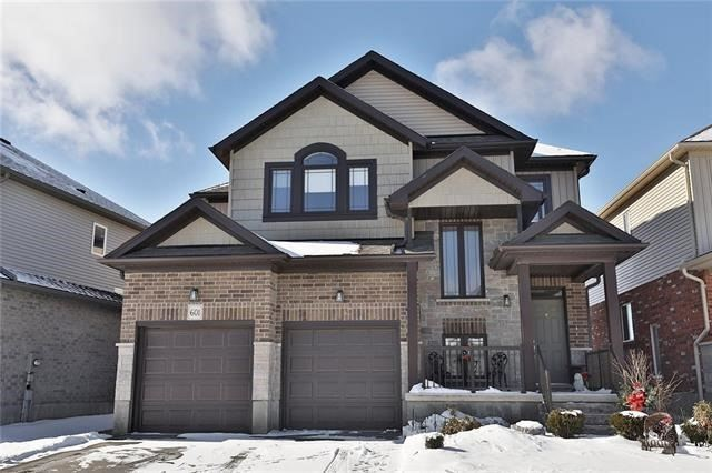 For Sale: 601 Sundew Drive, Waterloo, ON | 3 Bed, 3 Bath House for $759,000. See 20 photos!