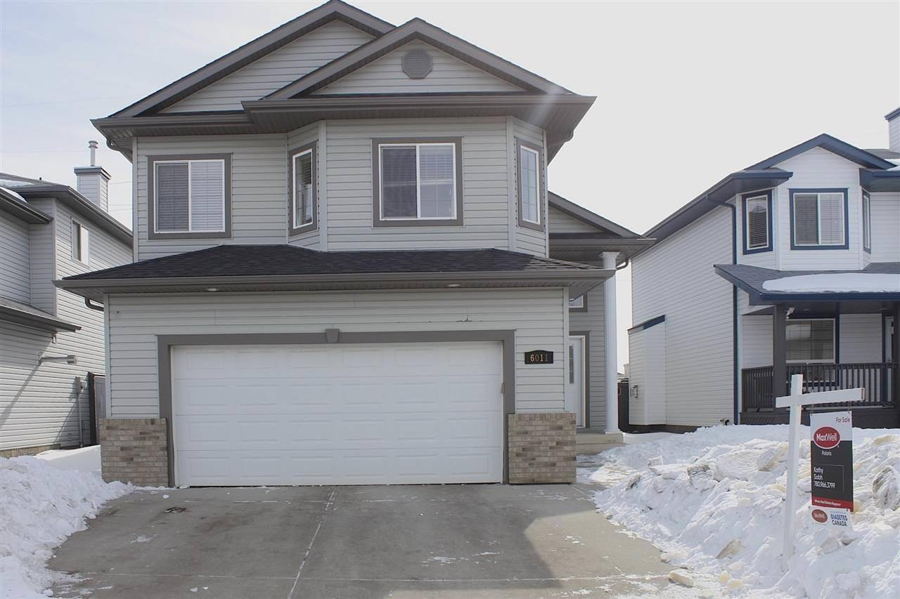 House for sale at 6011 164 Ave Nw Edmonton Alberta - MLS: E4191478