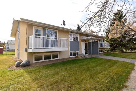 Residential property for sale at 6011 44 Ave Camrose Alberta - MLS: A1044127
