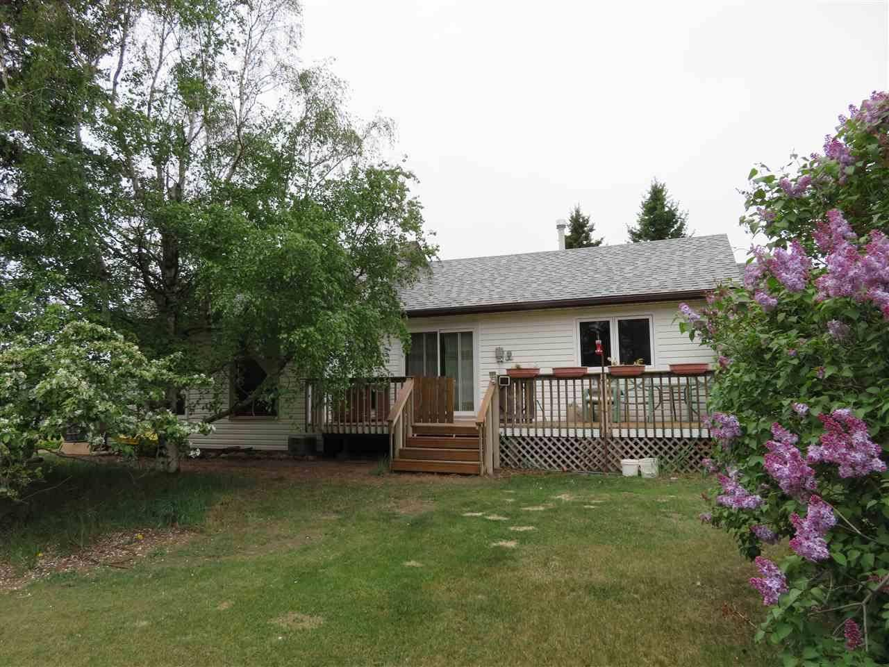 House for sale at 60116 Rge Rd Nw Rural Westlock County Alberta - MLS: E4161940