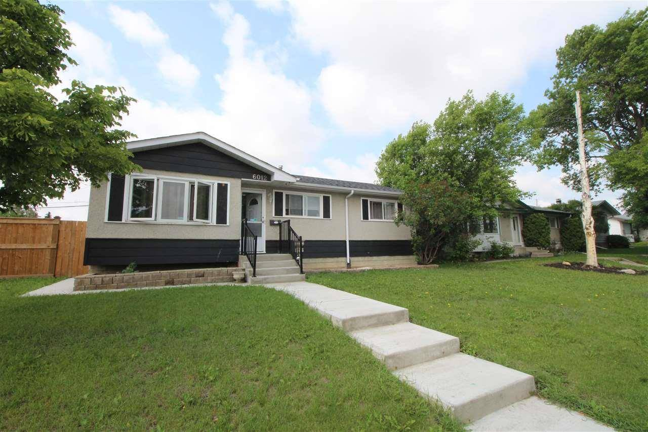 House for sale at 6012 142 Ave Nw Edmonton Alberta - MLS: E4162819