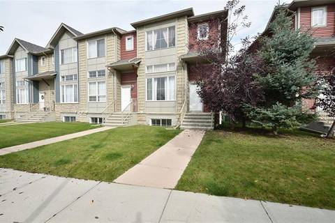 Townhouse for sale at 2370 Bayside Rd Southwest Unit 6012 Airdrie Alberta - MLS: C4268535