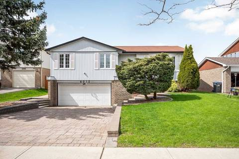 House for sale at 6012 Paddle Rd Mississauga Ontario - MLS: W4456831