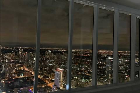 Apartment for rent at 197 Yonge St Unit 6014 Toronto Ontario - MLS: C4664794