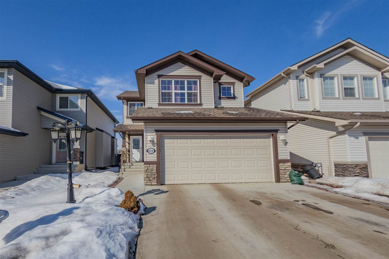 For Sale: 6014 Schonsee Way, Edmonton, AB   4 Bed, 3 Bath House for $449,900. See 30 photos!