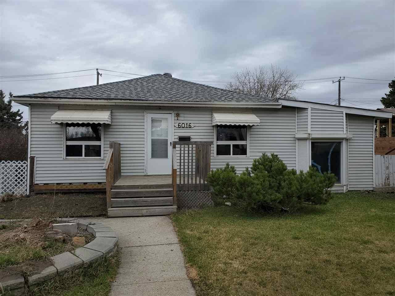 House for sale at 6016 101 Ave Nw Edmonton Alberta - MLS: E4189668