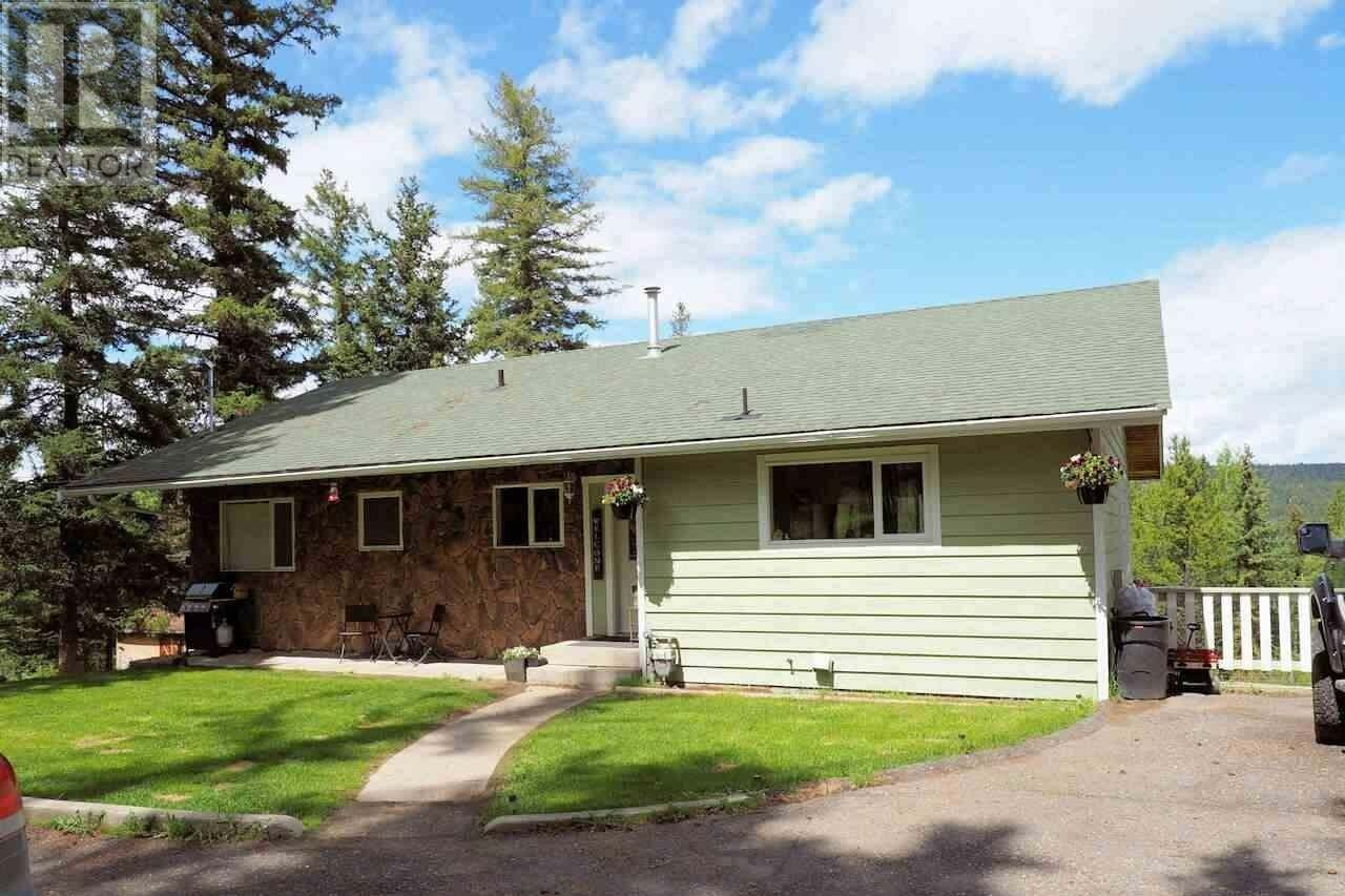 House for sale at 6017 Toomey Rd Horse Lake British Columbia - MLS: R2462195