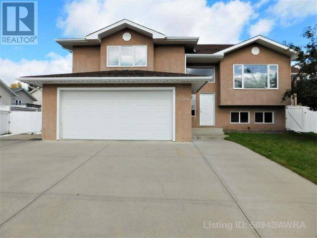 House for sale at 6018 12 Ave Edson Alberta - MLS: 50942