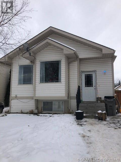 House for sale at 6018 90b Street Crescent Grande Prairie Alberta - MLS: GP213470