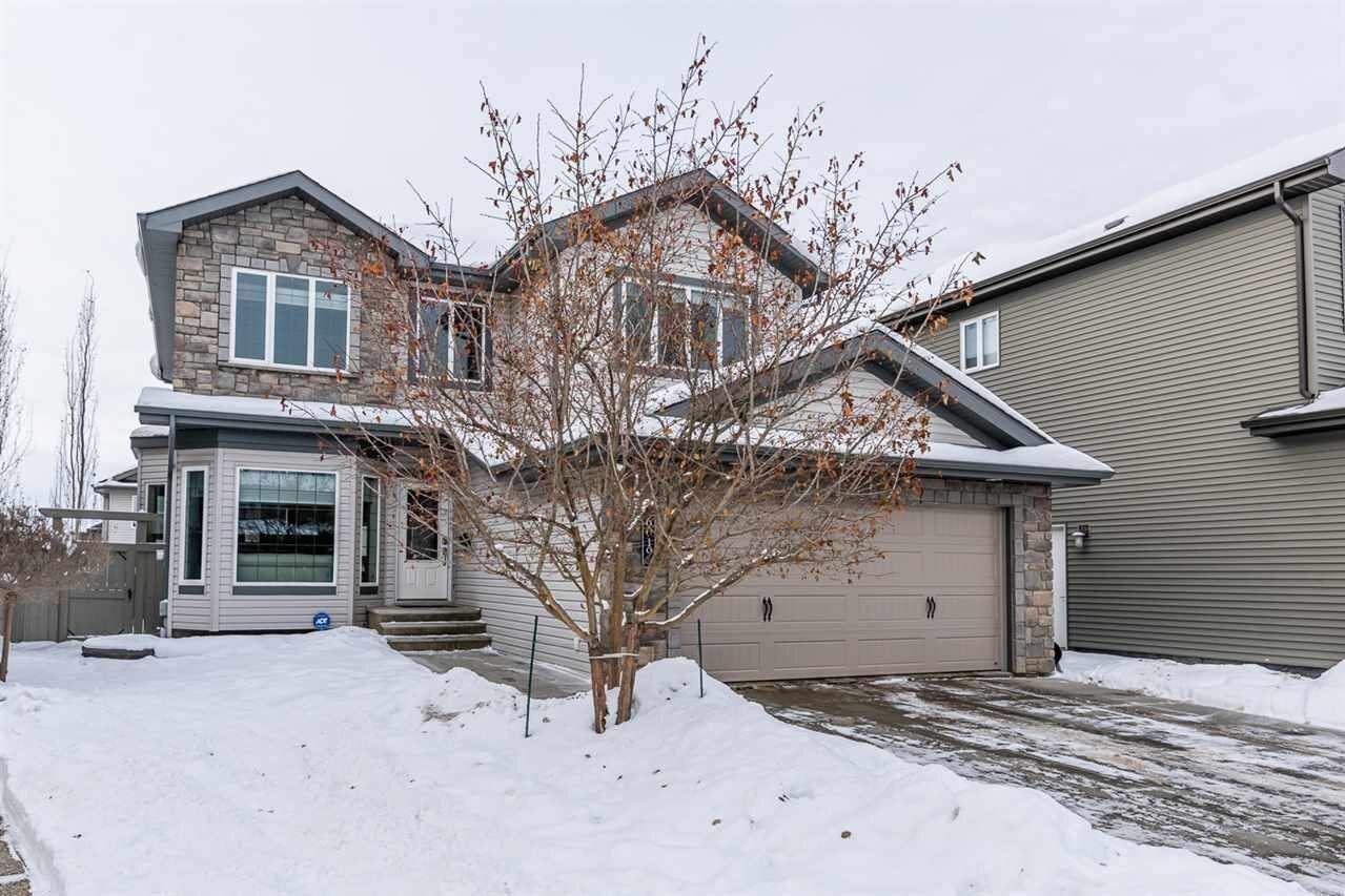 House for sale at 6019 Maynard Wy NW Edmonton Alberta - MLS: E4221790