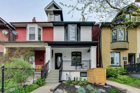 Townhouse for rent at 601 Pape Ave Toronto Ontario - MLS: E4649373