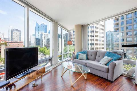 Condo for sale at 1003 Burnaby St Unit 602 Vancouver British Columbia - MLS: R2383353
