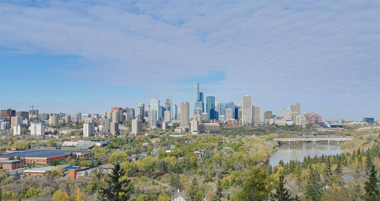 Condo for sale at 10035 Saskatchewan Dr Nw Unit 602 Edmonton Alberta - MLS: E4176349