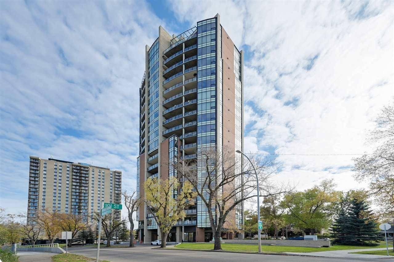 Condo for sale at 10035 Saskatchewan Dr Nw Unit 602 Edmonton Alberta - MLS: E4183610