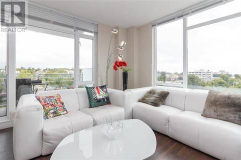 Condo for sale at 1090 Johnson St Unit 602 Victoria British Columbia - MLS: 411320