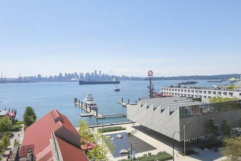 Condo for sale at 133 Esplanade Esplanade E Unit 602 North Vancouver British Columbia - MLS: R2373549