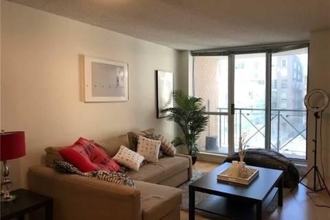 Apartment for rent at 140 Simcoe St Unit 602 Toronto Ontario - MLS: C4735569