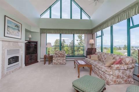 Condo for sale at 15466 North Bluff Rd Unit 602 White Rock British Columbia - MLS: R2370567